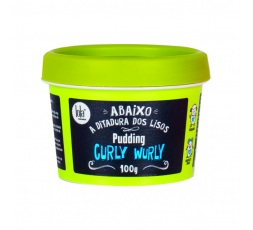 CURLY WURLY PUDDING MÁSCARA