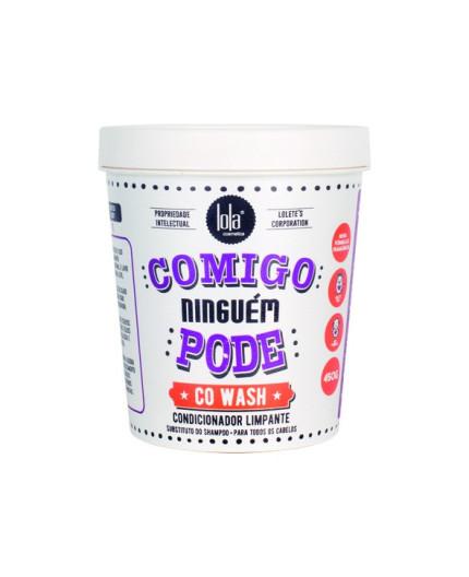 COMIGO NINGUÉM PODE - CO-WASH