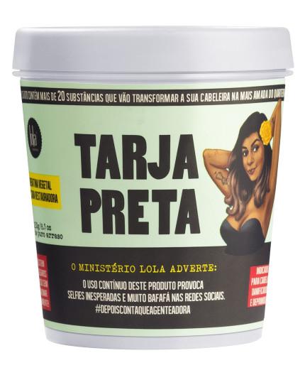 TARJA PRETA - MÁSCARA RESTAURADORA