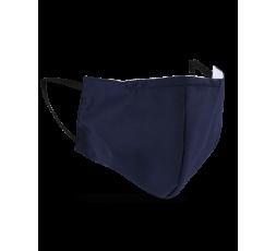 Eco Máscara de Proteção Lavável Azul