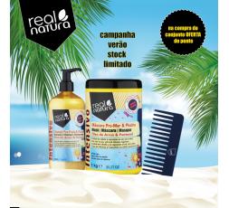 Kit Pro-Mar e Piscina + Pente oferta!