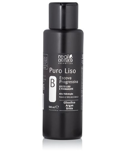 ESCOVA PURO LISO (PASSO B) 500ML