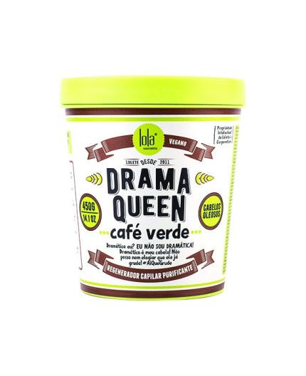 DRAMA QUEEN CAFE VERDE - MÁSCARA 450GR.