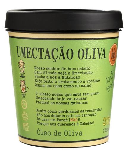 UMECTAÇÃO OLIVA - MÁSCARA
