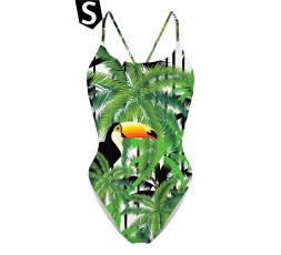 Fato de Banho Floresta Viva - Tucano (tam. S)