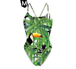 Fato de Banho Floresta Viva - Tucano (tam. M)
