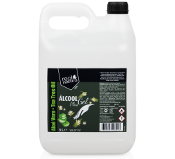 Álcool Gel Tea Tree Oil 5L