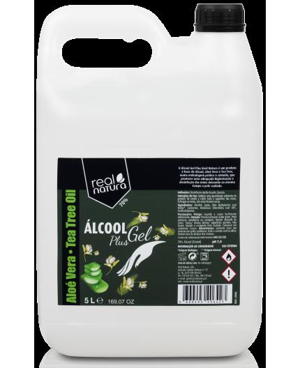 Álcool Gel Tea Tree Oil 5L